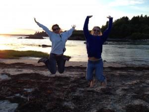Jump for Summer Joy!
