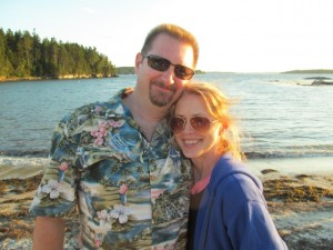 Happy Summer from David & Rochelle