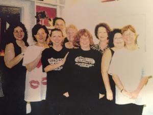 Rockettes 1995