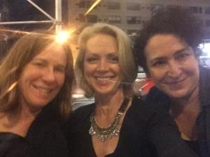 Tamara, Michele and me