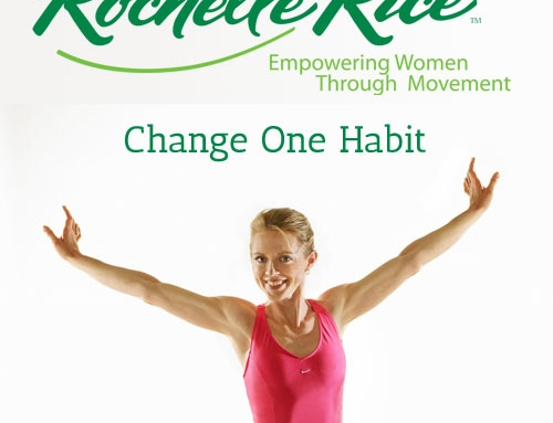 We did it – and you can too!  Change a habit!