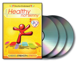 Healthy Not Skinny DVD Set